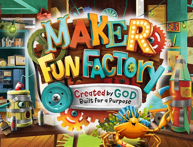 2017VBS MakerFunFactory Full